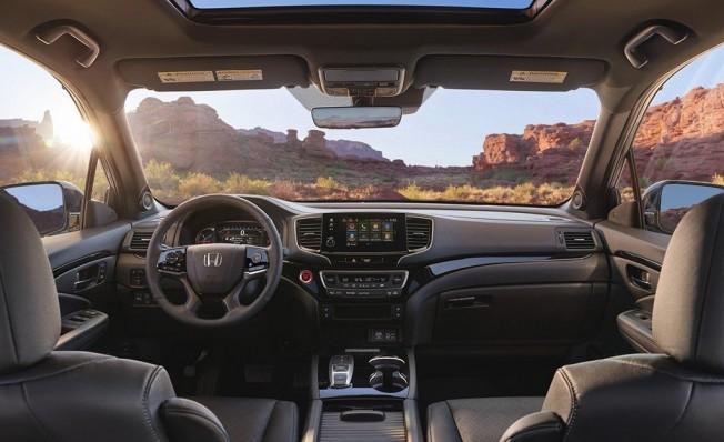 Honda Passport 2019 - interior