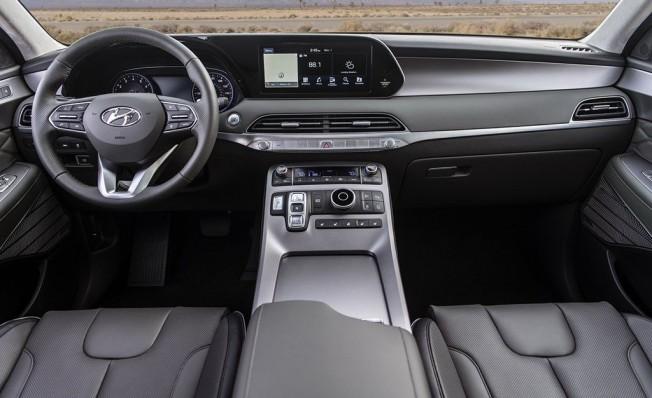 Hyundai Palisade - interior