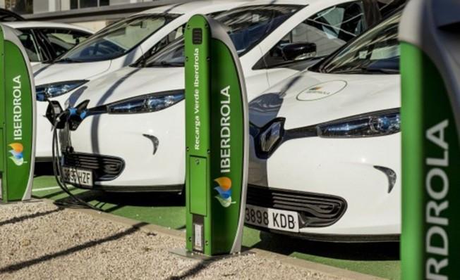 Iberdrola instalará puntos de carga en las tiendas Ikea