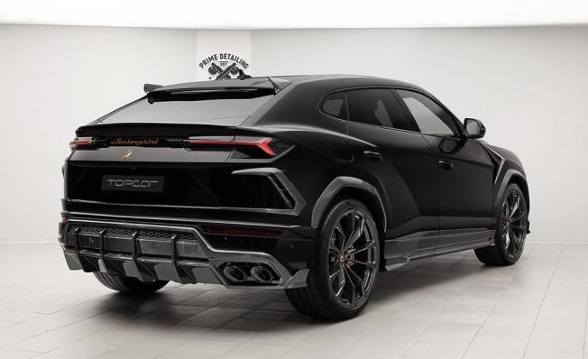 Lamborghini Urus preparado por TopCar
