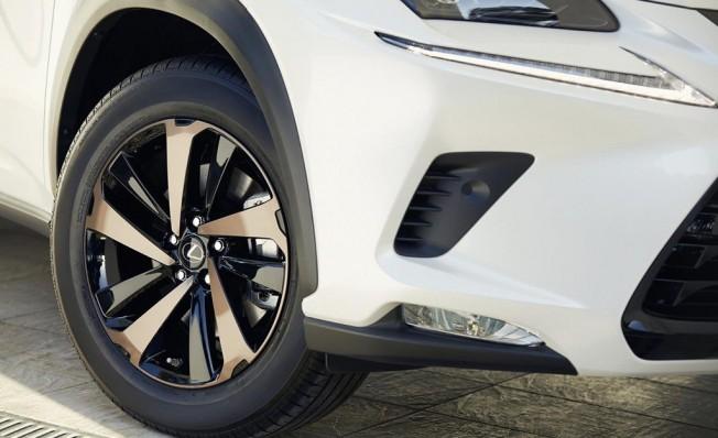 Lexus NX 300h Sport Edition - llantas
