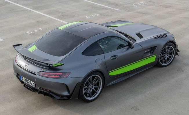 Mercedes-AMG GT R Pro - posterior