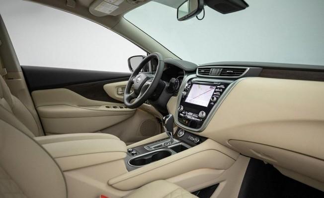 Nissan Murano 2019 - interior