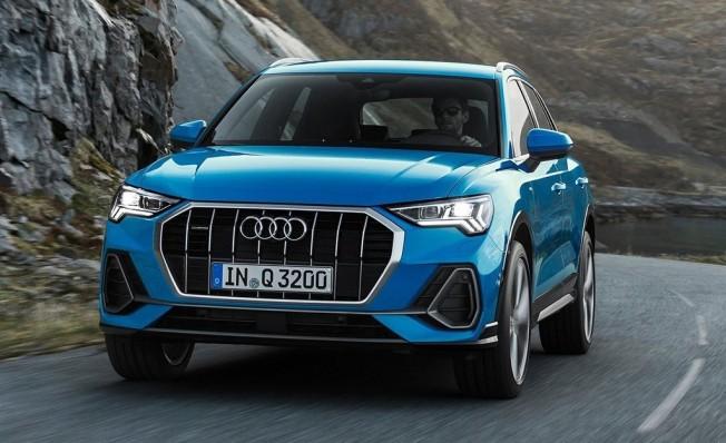 Audi Q3 2019 - frontal