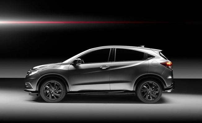 Honda HR-V Sport - lateral