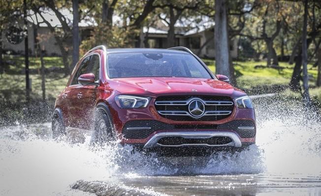Mercedes Clase GLE 2019