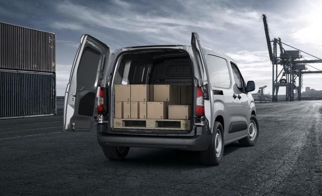 Peugeot Partner 2019 - posterior