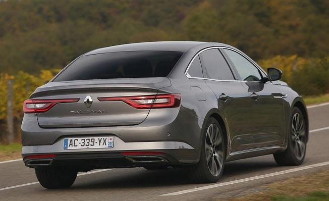 Renault Talisman - posterior