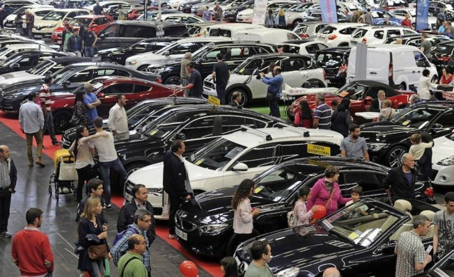 Previsión de ventas de coches de ocasión en 2019