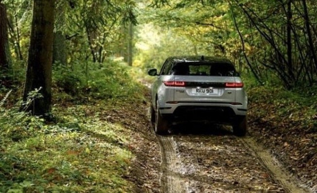 Range Rover Evoque 2019 - posterior