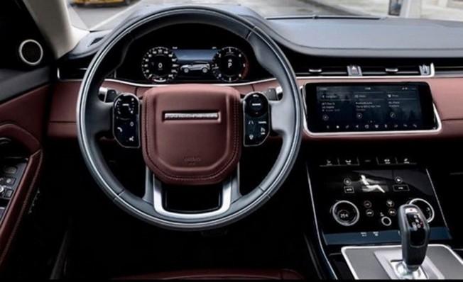 Range Rover Evoque 2019 - foto filtrada