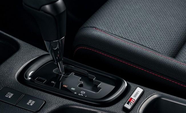 Toyota Hilux GR Sport - interior