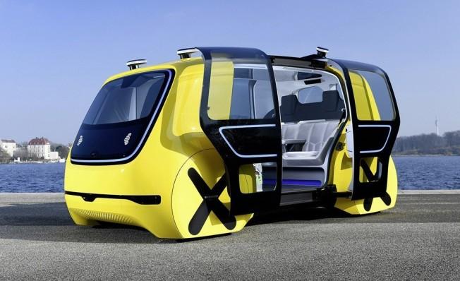 Volkswagen se suma a la plataforma Apollo de Baidu