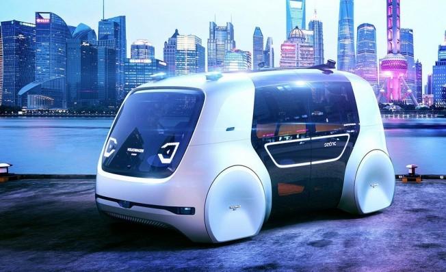 Volkswagen desarrollará coches autónomos en China