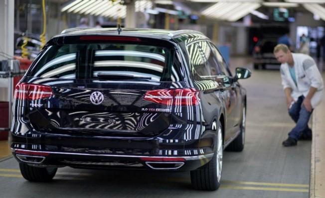 Volkswagen Passat Variant - producción