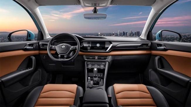 Volkswagen Tharu - interior