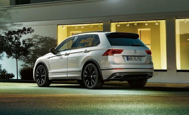 Volkswagen Tiguan Black Style R-Line - posterior