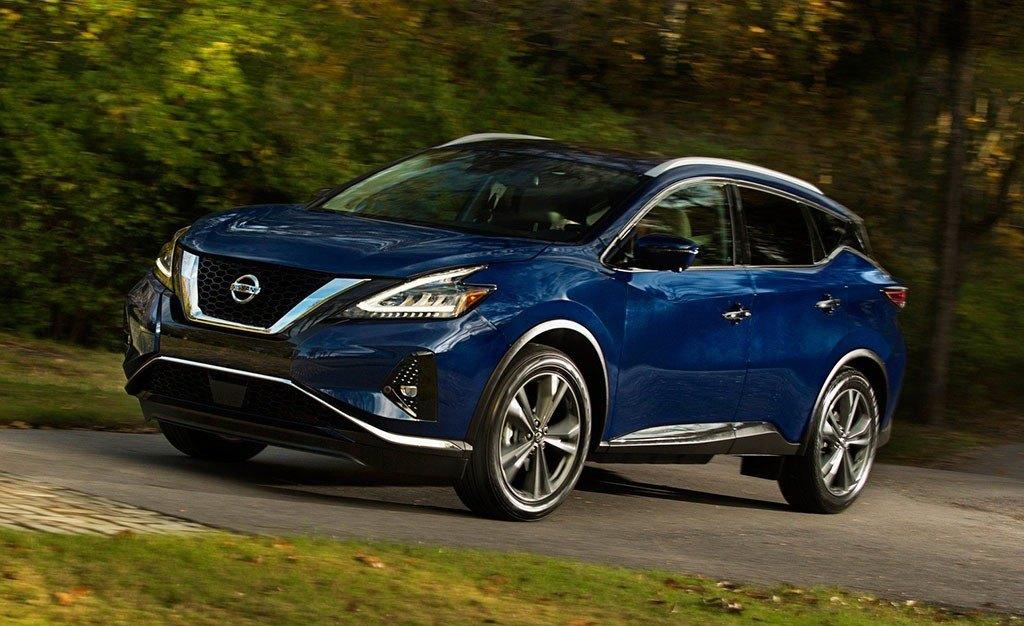 Nissan Murano 2019, el SUV americano estrena imagen