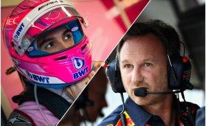 """Ocon pide una reacción de la FIA contra un """"violento"""" Verstappen, Horner le defiende"""
