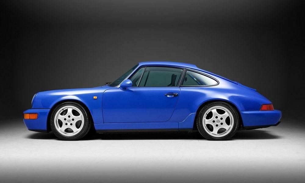 Porsche 911 (964): el primer 911 moderno