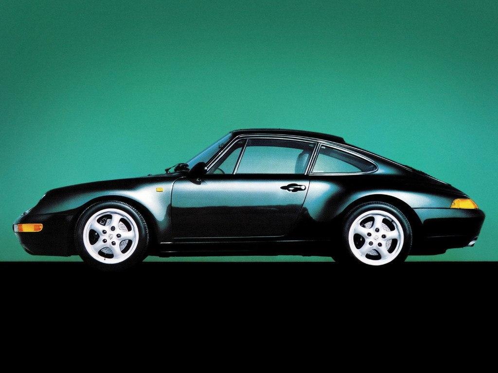 Porsche 911 (993): el último 911 air-cooled
