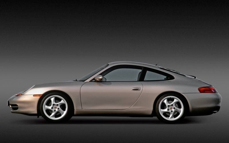 Porsche 911 (996): el primer 911 water-cooled