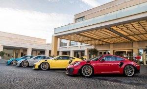 Porsche presenta el nuevo 911 GT2 RS Clubsport Package para pista
