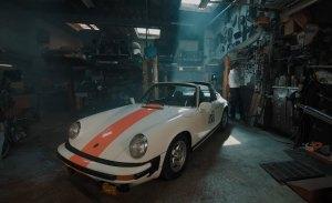 Este Porsche 911 Targa era el coche de policía más rápido del mundo