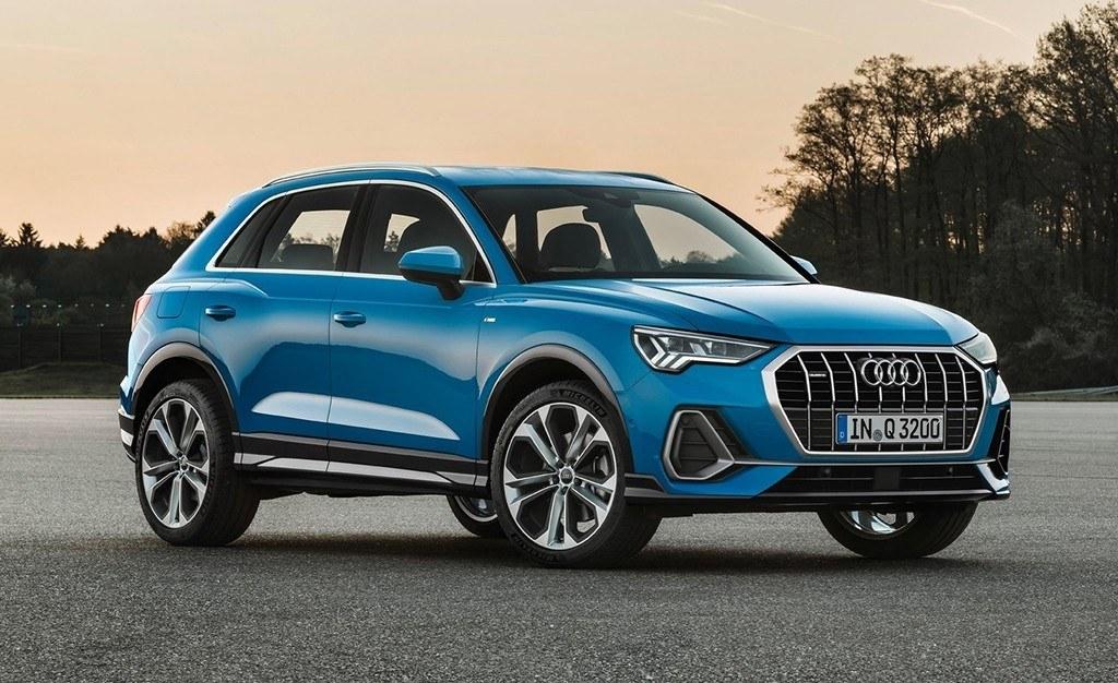 Audi Q3 2019, todos los precios y gama del renovado SUV