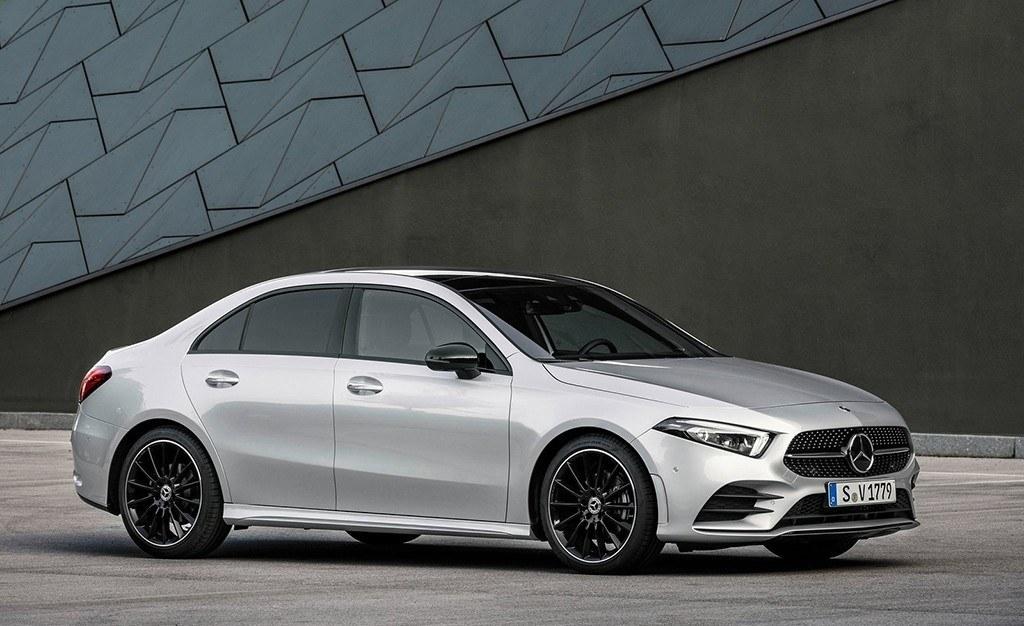 El nuevo Mercedes Clase A Sedán ya tiene precios en España