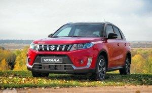 Prueba Suzuki Vitara 2019, más seguridad y mismo estilo