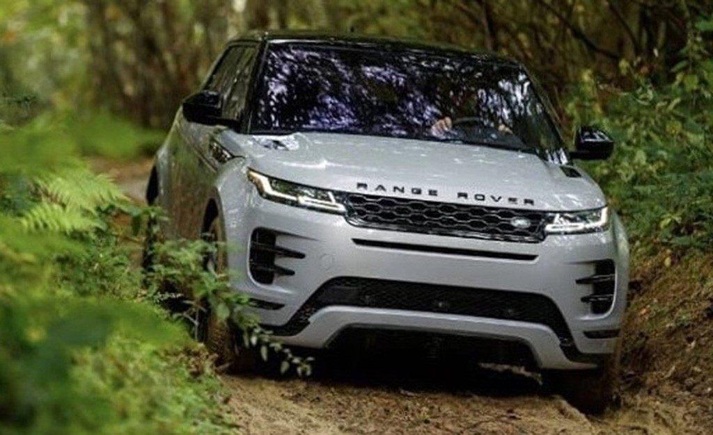 ¡Filtrado! No esperes más, el nuevo Range Rover Evoque 2019 entra en escena
