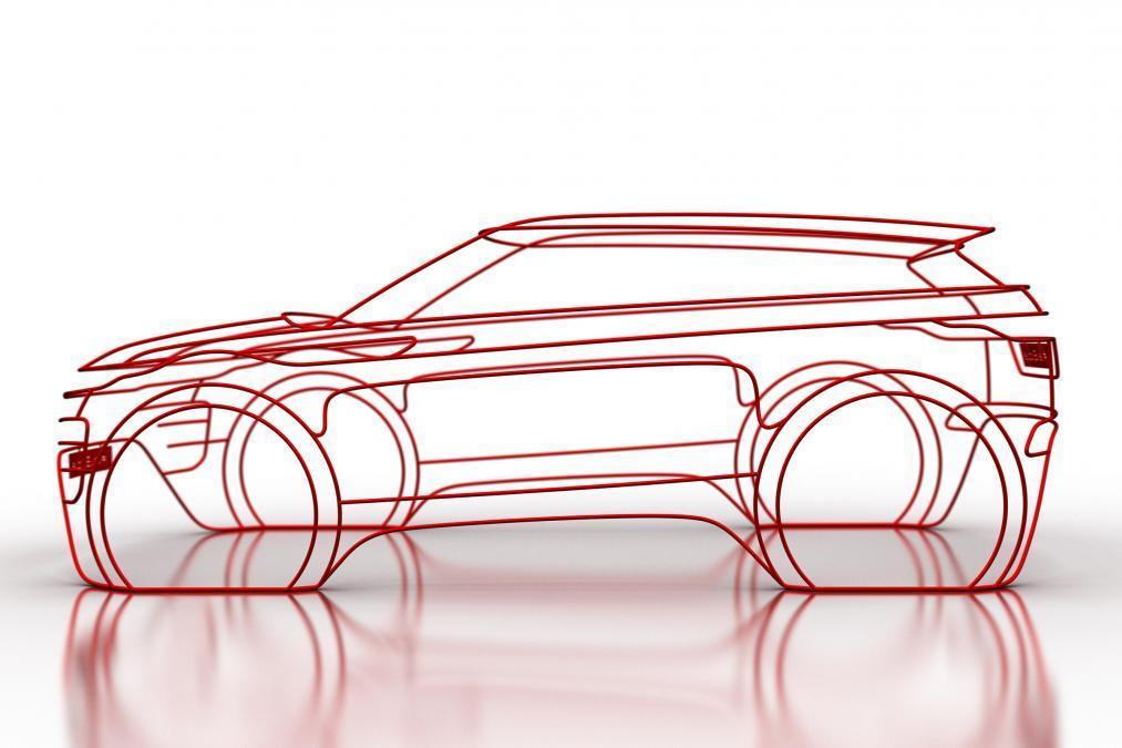 El nuevo Range Rover Evoque 2019 será presentado el 22 de noviembre