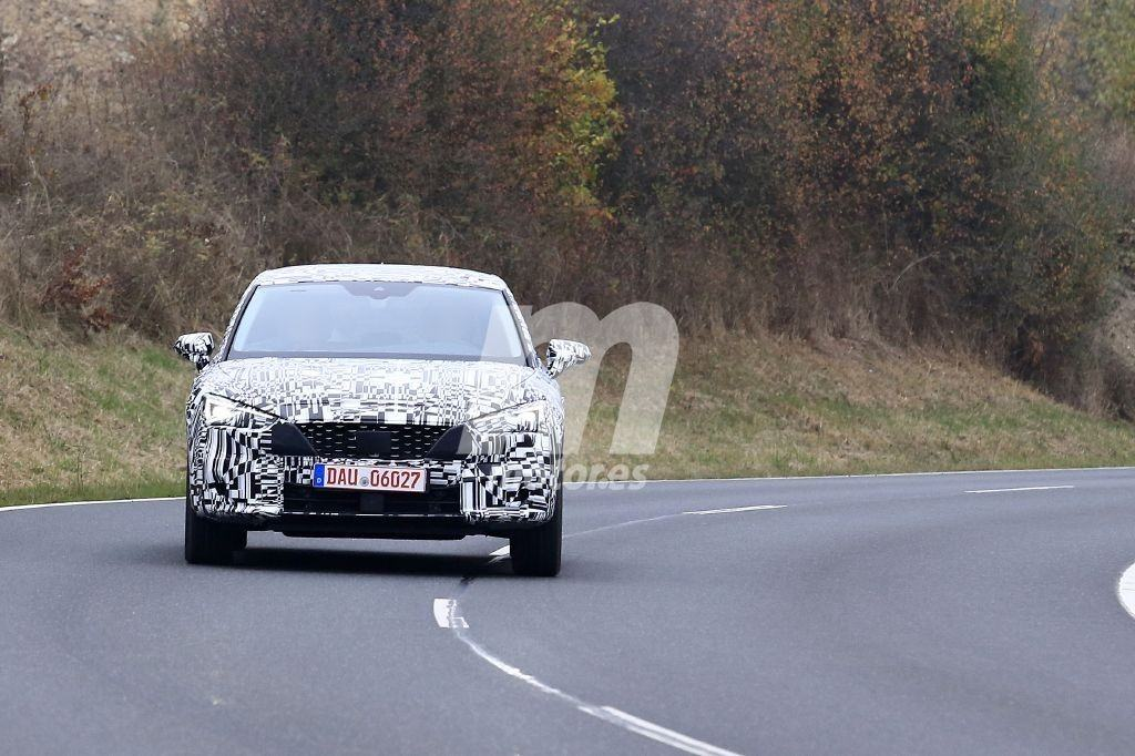 SEAT continúa con las pruebas del nuevo León 2020 dejando ver más detalles