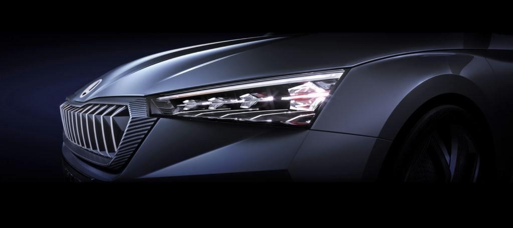 Škoda inicia una nueva era en materia de diseño con la filosofía Simply Surprising