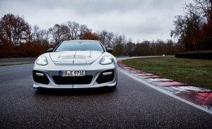 TechArt exprime las versiones híbridas de Porsche con el nuevo GrandGT