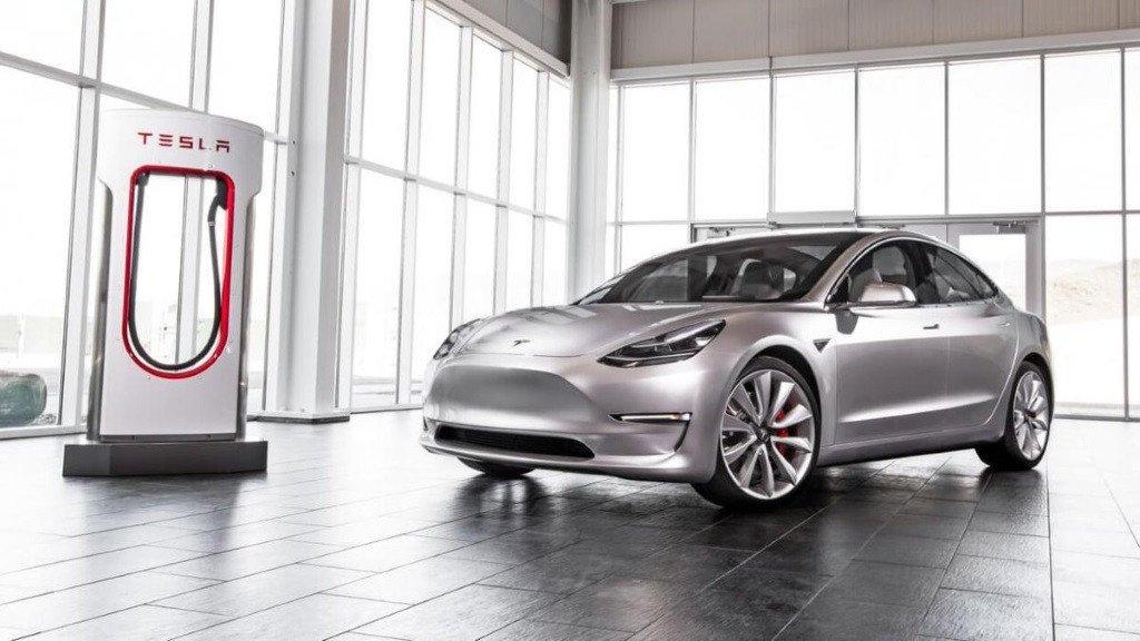 Tesla ya acepta reservas del Model 3 en China, primeras entregas en 2019