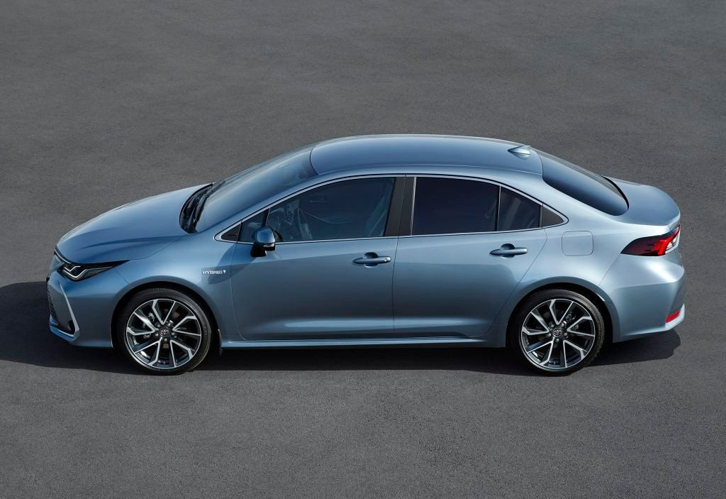 El nuevo Toyota Corolla Sedán Hybrid ya es oficial