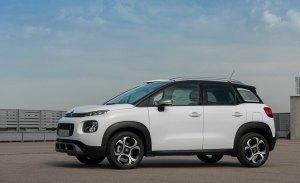 Francia - Octubre 2018: El Citroën C3 Aircross sigue fuerte