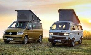 Volkswagen California 30 Aniversario, una edición limitada y conmemorativa