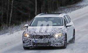 La renovación parcial del Volkswagen Passat Variant ya está en marcha