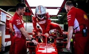 Para Whiting el enfado de Vettel en el pesaje fue culpa de Ferrari, no de la FIA