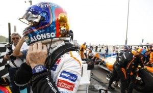 Whiting explica la triple sanción a Alonso