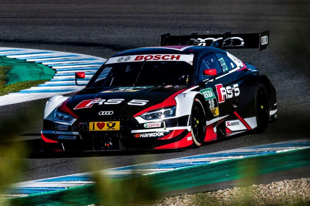 Audi, BMW y Mercedes dan por cerrado el test de Jerez