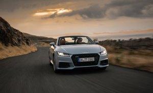 Audi rinde homenaje al primer TT con una edición especial 20º Aniversario