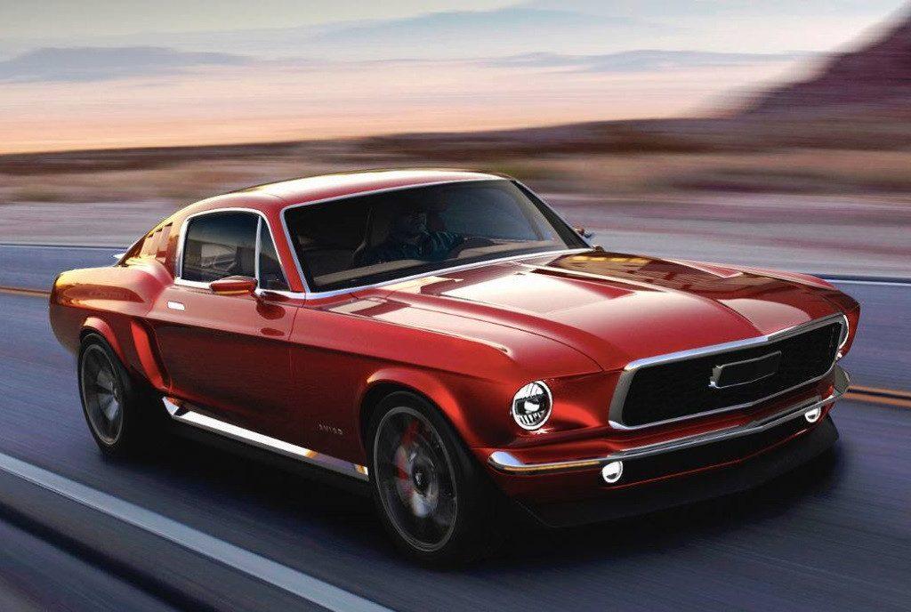 El último Ford Mustang eléctrico nos llega desde Rusia con 851 CV