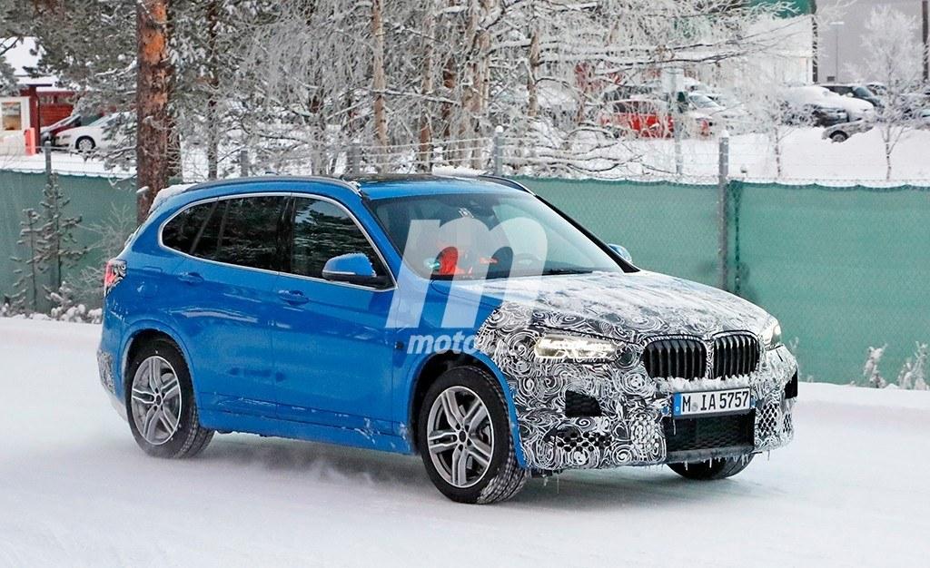El nuevo BMW X1 2019 se embarca en su particular periplo por el norte de Europa