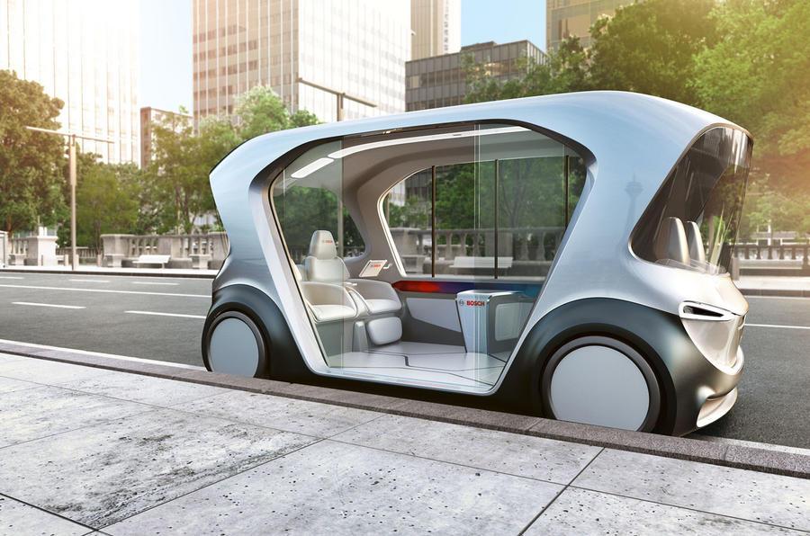 Bosch presentará un nuevo prototipo autónomo en el CES 2019