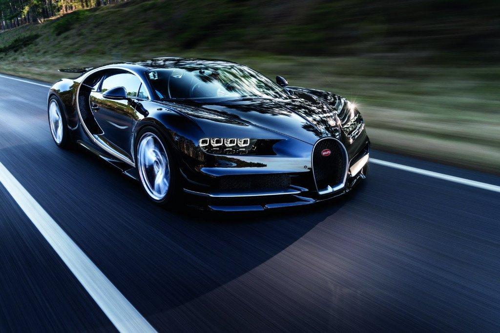 Bugatti afirma que no intentará batir el récord de velocidad con el Chiron