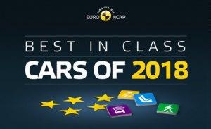 Estos son los coches más seguros de 2018 según Euro NCAP